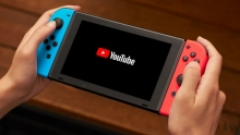 На Nintendo Switch появился YouTube